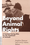Beyond Animal Rights PDF