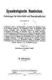 Gynaekologische Rundschau