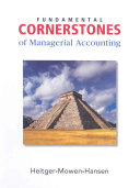 Fundamental Cornerstones of Managerial Accounting PDF