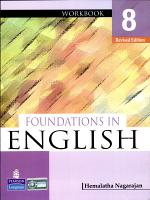 Foundations In English Work Book   8  Revised Edition   2 E PDF