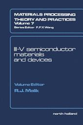 III-V Semiconductor Materials and Devices