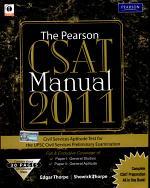 The Pearson CSAT Manual 2011