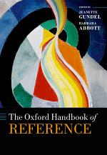 The Oxford Handbook of Reference