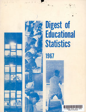Digest of educational statistics PDF