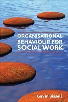 Organisational Behaviour for Social Work PDF