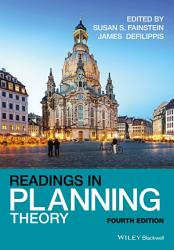 Readings In Planning Theory Book PDF