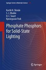 Phosphate Phosphors for Solid-State Lighting