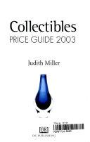 Collectibles Price Guide 2003