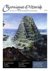 Chroniques d'Altaride n°019 Décembre 2013: L'Architecture