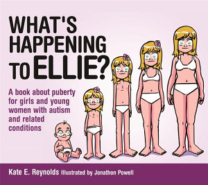 What s Happening to Ellie  Book