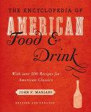 Encyclopedia of American Food and Drink