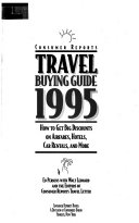 Consumer Reports ... Travel Buying Guide