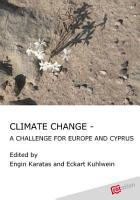 CLIMATE CHANGE   A CHALLENGE FOR EUROPE AND CYPRUS PDF