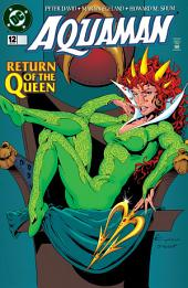 Aquaman (1994-) #12