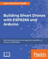 Building Smart Drones with ESP8266 and Arduino PDF