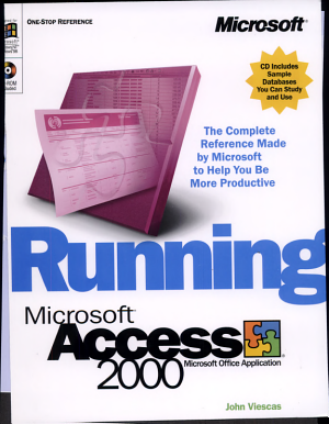 Running Microsoft Access 2000 PDF