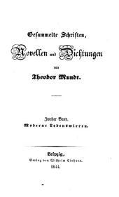 Gesammelte Schriften, Novellen und Dichtungen: Moderne Lebenswirren, Band 2