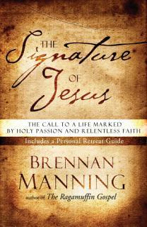 The Signature of Jesus Book