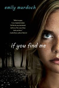 If You Find Me Book