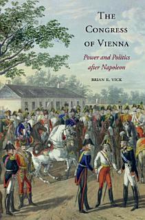 The Congress of Vienna Book