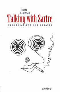 Talking with Sartre Book