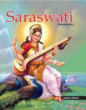 Saraswati Veenavadini : Large Print