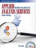 Applied Microsoft SQL Server 2012 Analysis Services PDF