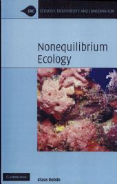 Nonequilibrium Ecology