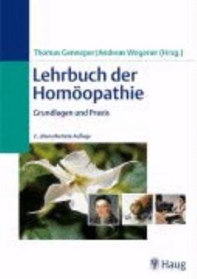 Lehrbuch der Hom  opathie PDF