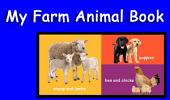 My Farm Animal Book: A Learn with Animal Friends Book