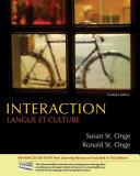 Interaction  Langue et culture  Enhanced