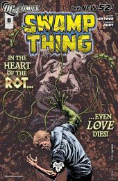 Swamp Thing (2011-) #6