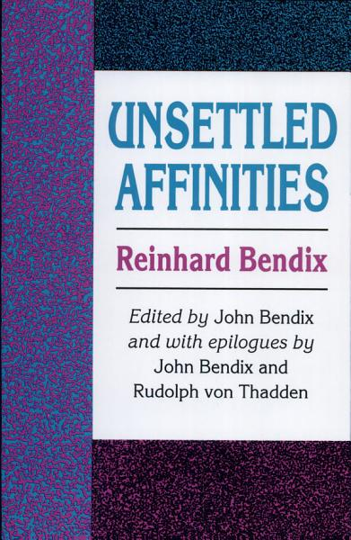 Download Unsettled Affinities Book