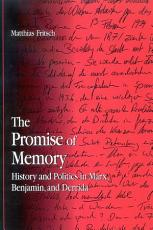 Promise of Memory  The PDF