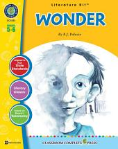 Wonder - Literature Kit Gr. 5-6