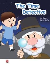 The Time Detective: Hong Kong ICAC Comics 香港廉政公署漫畫