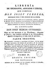 Libreria de Escribanos Abogados y Jueces, 4