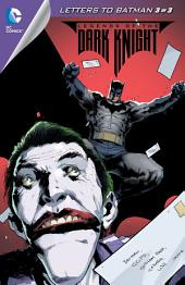 Legends of the Dark Knight (2012-2013) #9