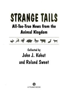 Strange Tails PDF