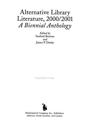 Alternative Library Literature PDF