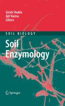 Soil Enzymology