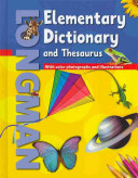 Elementary Dictionary and Thesaurus PDF