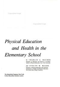 Physical Education and Health in the Elementary School