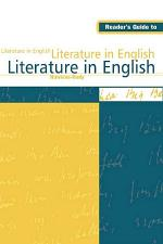 Reader's Guide to Literature in English