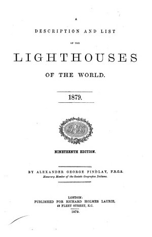 A Description and List of the Lighthouses of the World