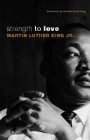 Strength to Love Book
