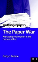 Getting a Grip on the Paper War PDF
