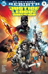 Justice League of America (2017-) #1