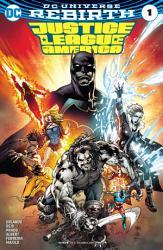 Justice League of America  2017    1 PDF