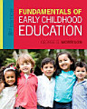 Fundamentals of Early Childhood Education  Enhanced Pearson Etext with Loose Leaf Version    Access Card Package
